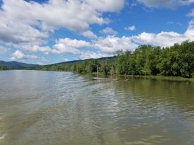 Lake Champlain southern tip