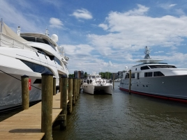 playing with the big boys in Annapolis