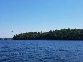Valcour Island, Lake Champlain