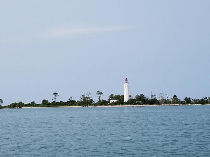 Chantry Lighthouse