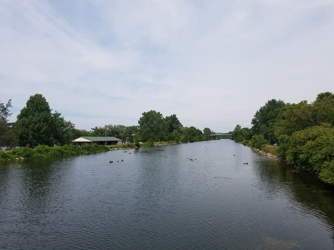 Frankford and the Waterway