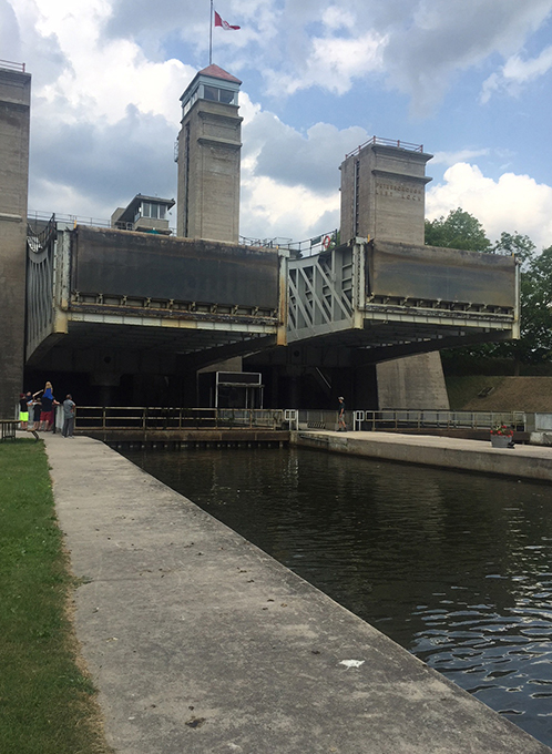 Peterborough lift lock 1c