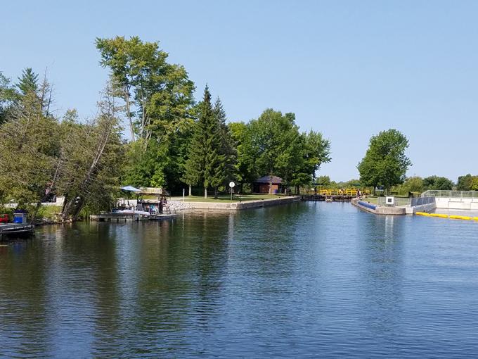 Trent Severn Waterway 15