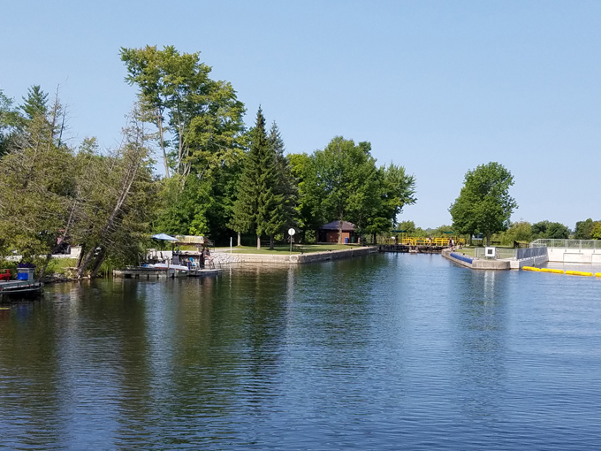 Trent Severn Waterway 15