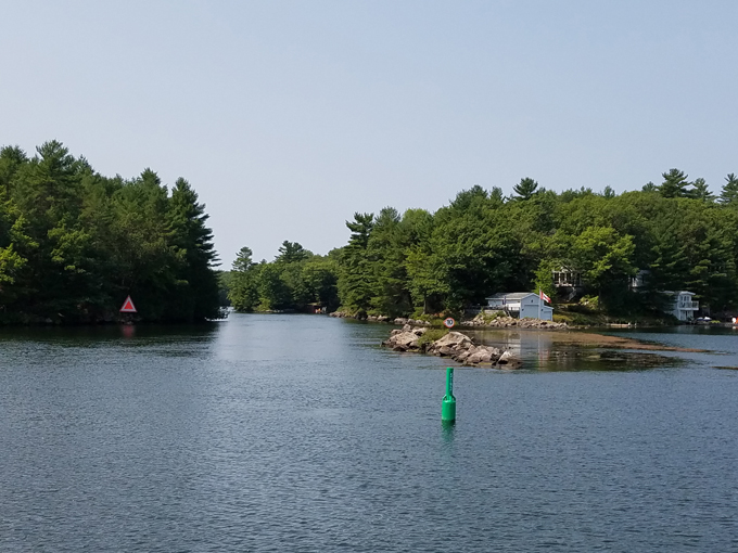 Trent Severn Waterway 23