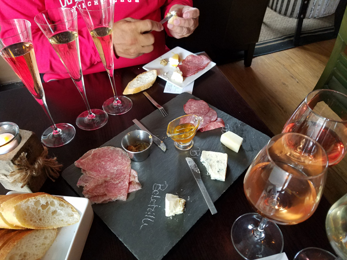 Wine bar Rochester