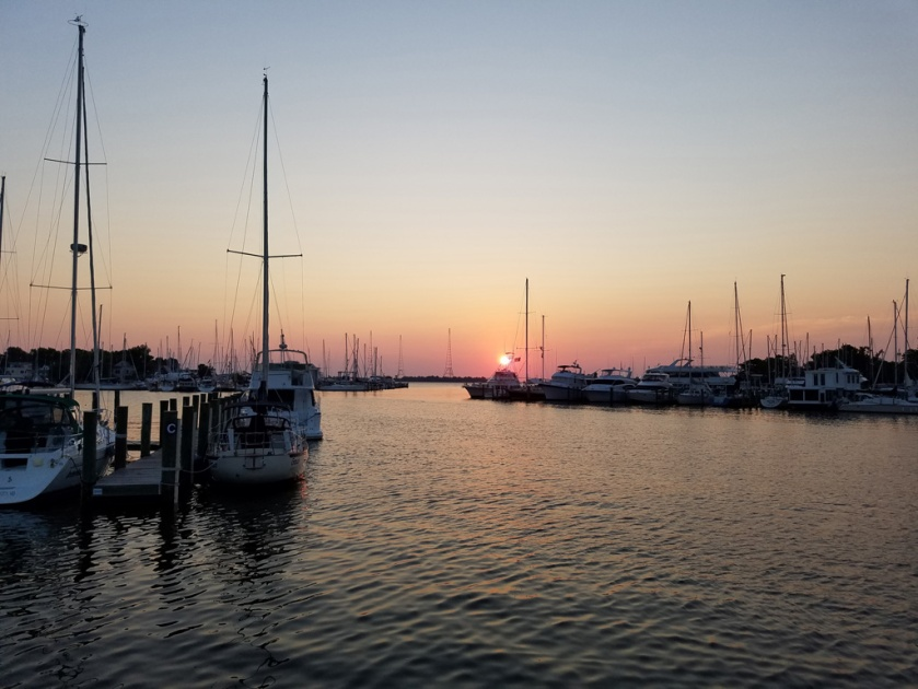 Annapolis sunrise