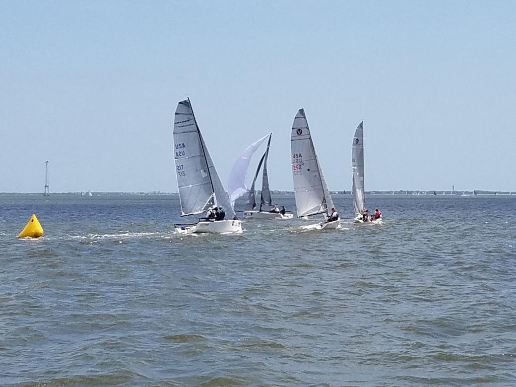 April 13 Charleston sailing race
