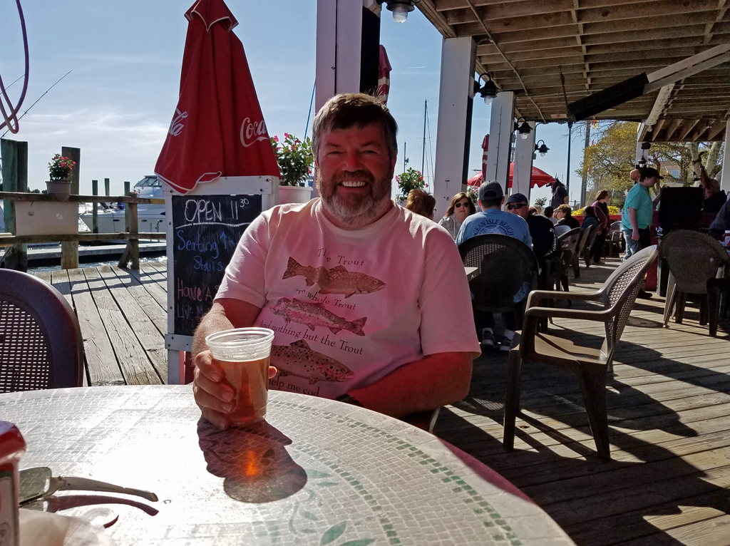 April 21 Beaufort beer