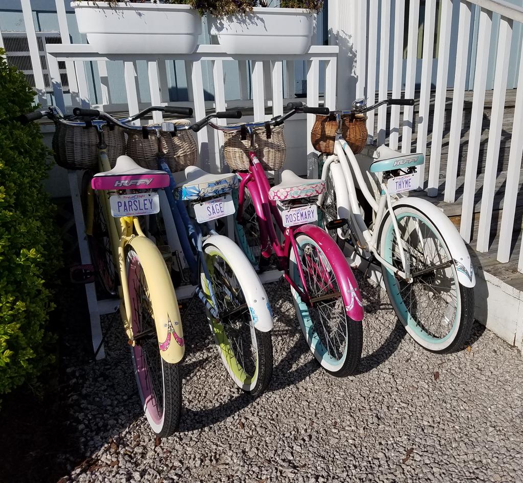 April 21 Beaufort bicycles