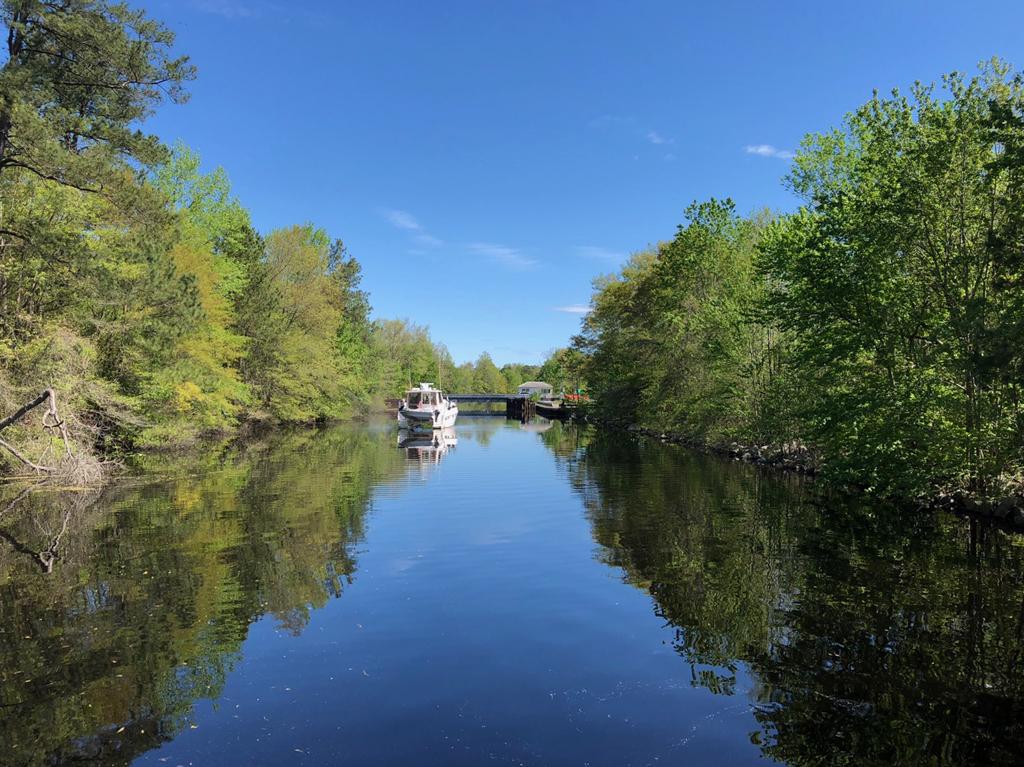 April 27 Great Dismal Swamp bridge