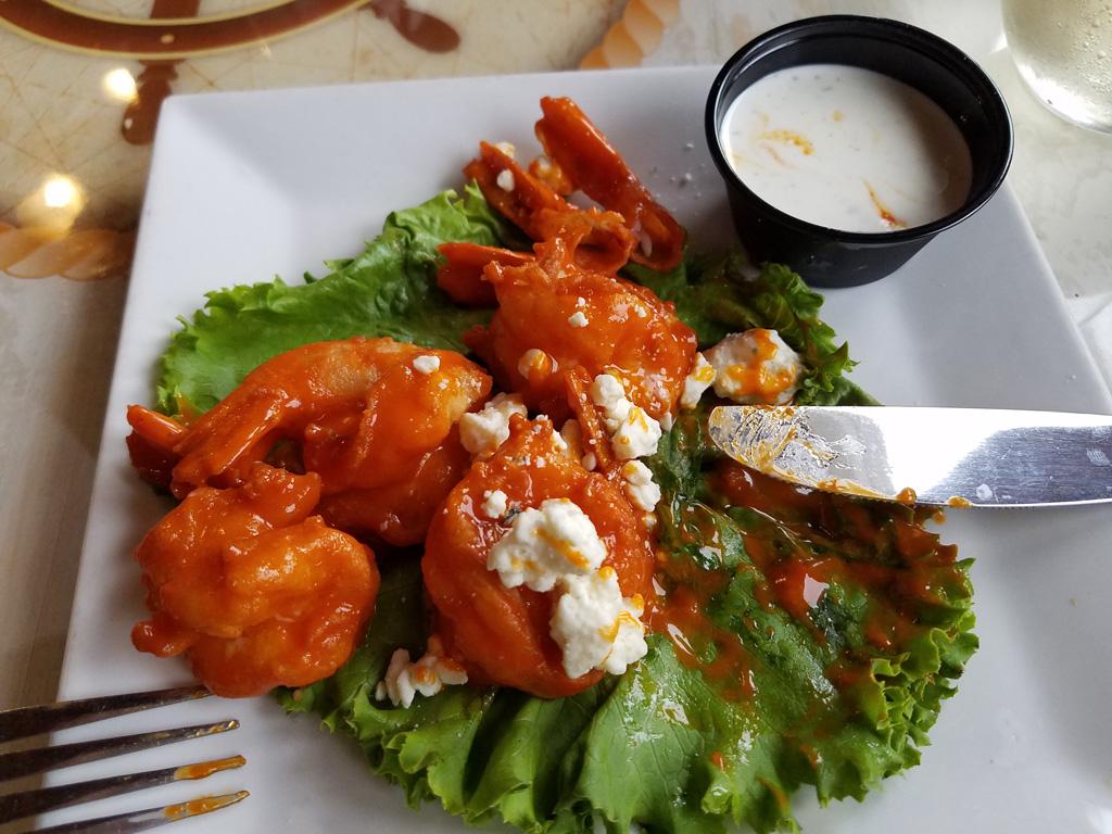 Carolina Reaper Shrimp