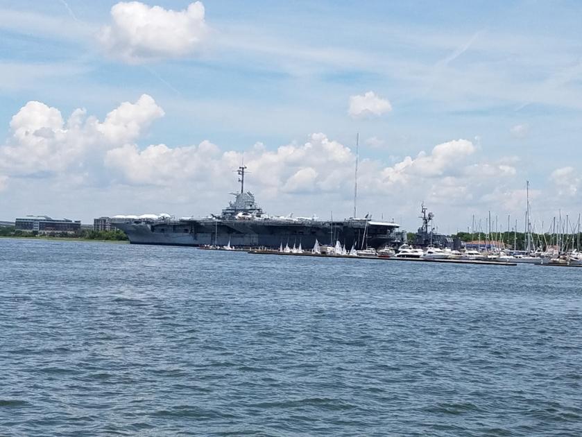 Charleston Yorktown