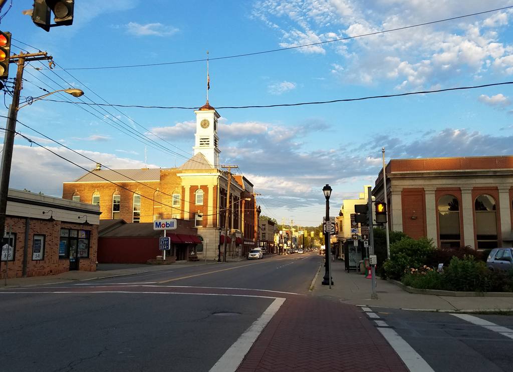 downtown Waterford