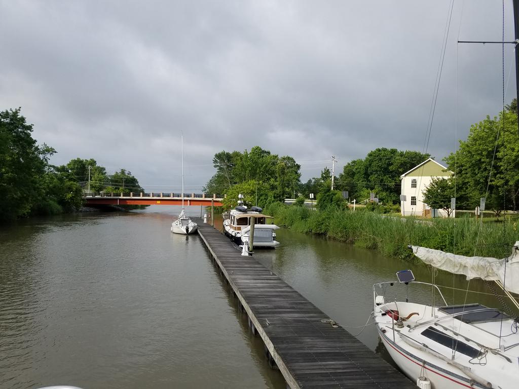 original C&D canal