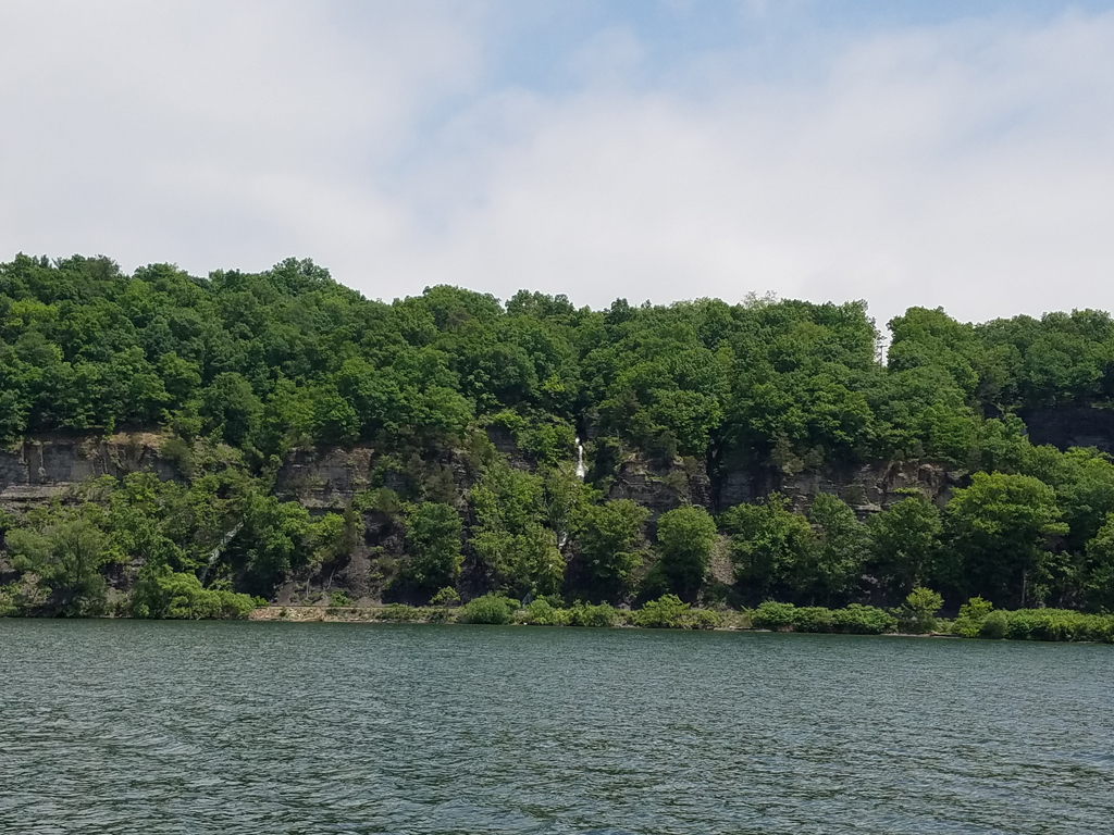 Cayuga Lake east side