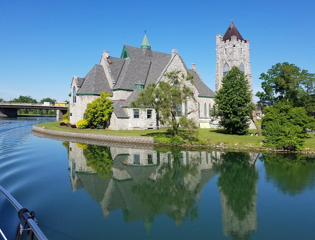 Seneca Falls church