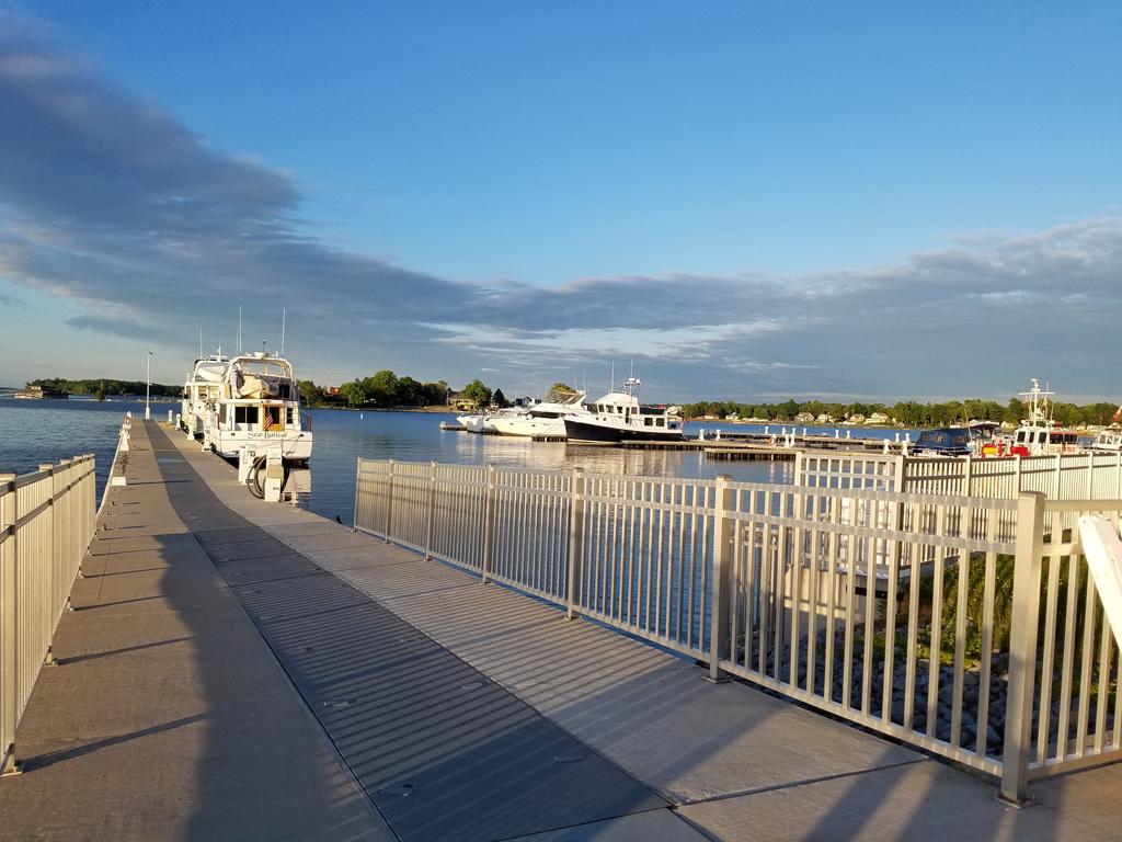 Clayton Marina