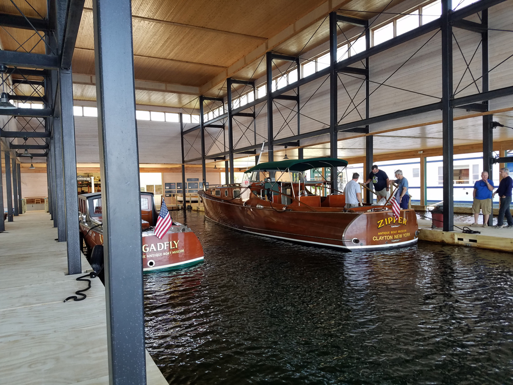 Clayton Wooden Boat Museum