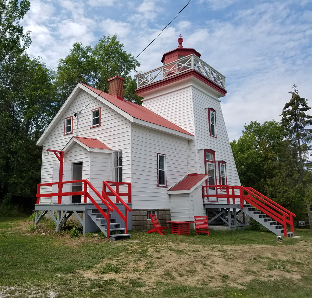 Janet Head Lighthouse