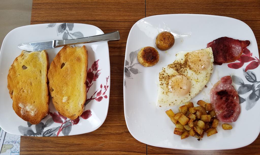 Killarney breakfast 3