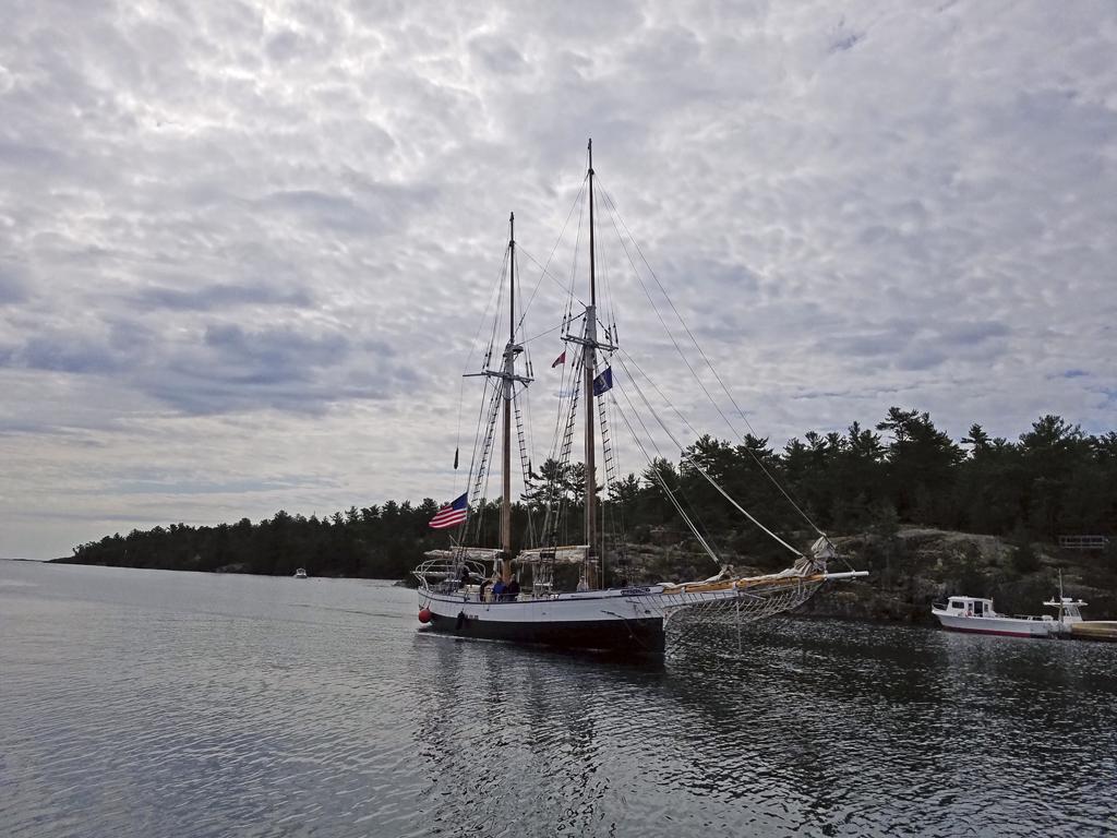 Killarney tall ship 2
