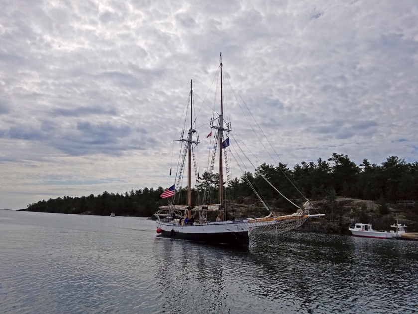 Killarney tall ship 2