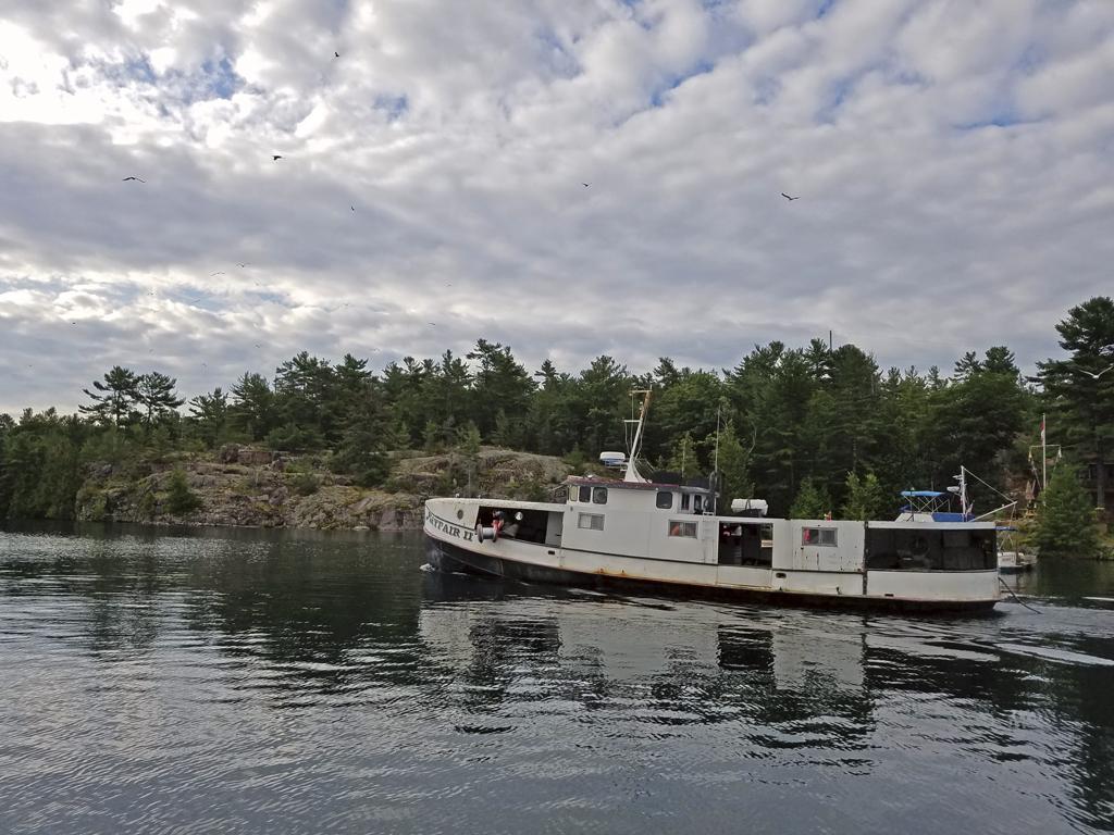 Killarney workboat