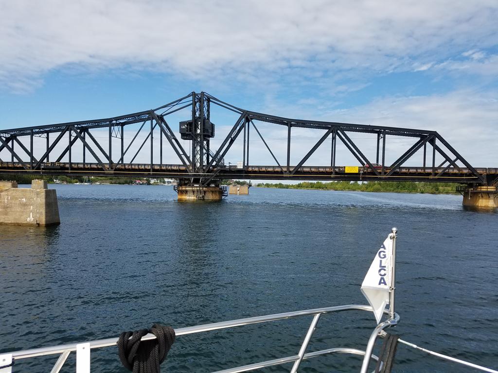 Little Current bridge