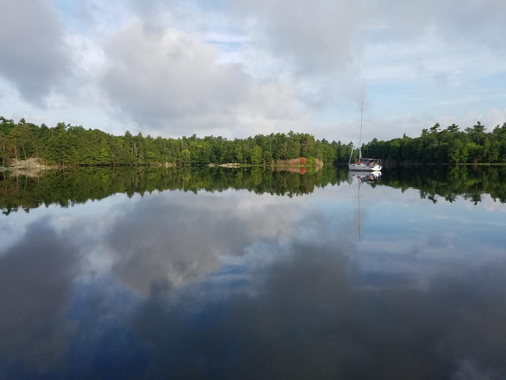 Longuissa Bay