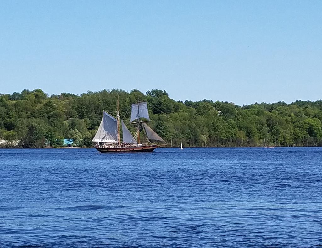 Parry Sound tall ship