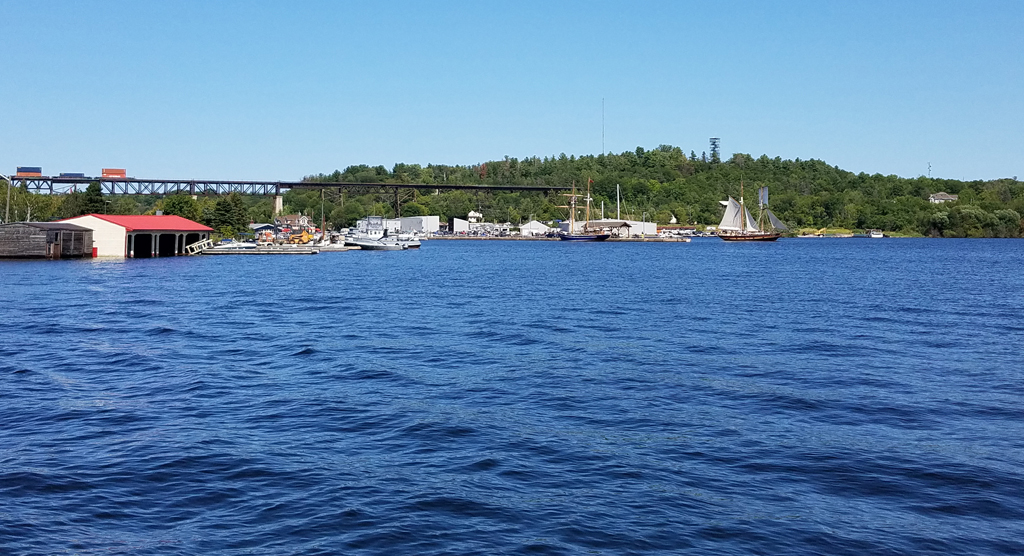 Parry Sound waterfront 2