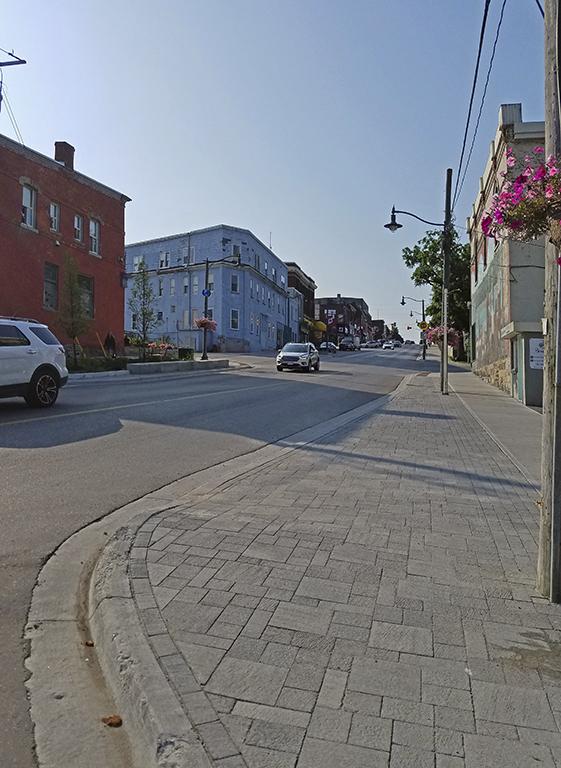 Penetanguishene main street