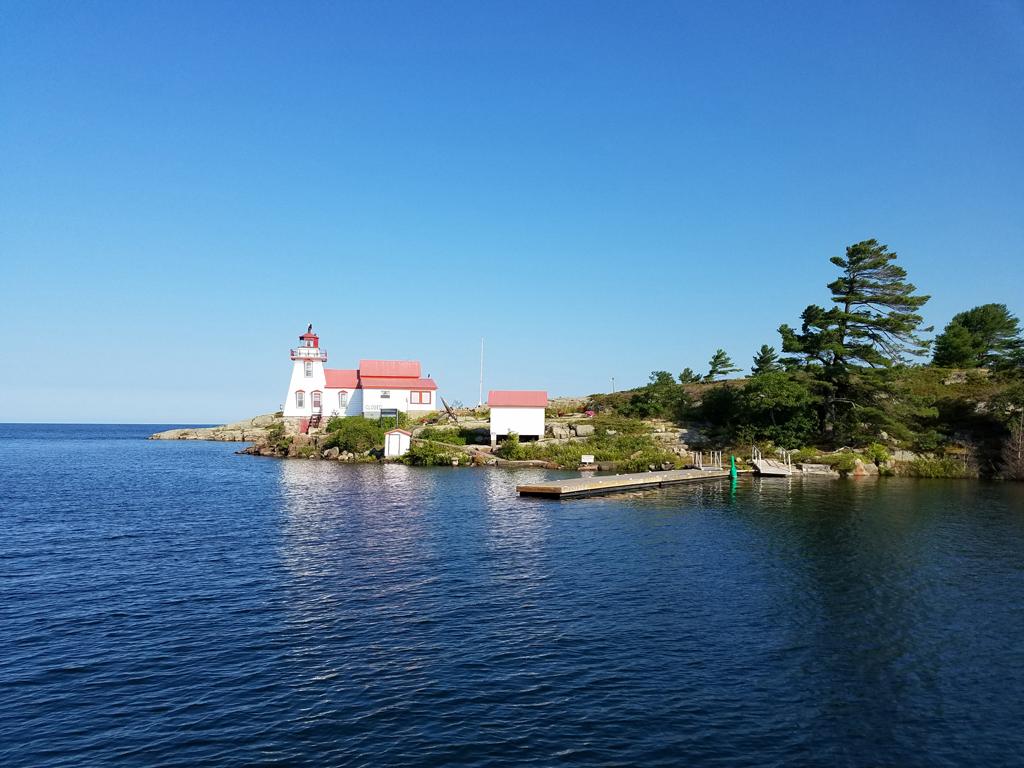 Pointe au Baril Lighthouse 3