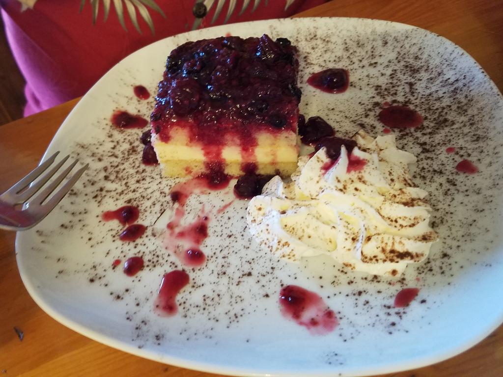 Meldrum Bay shortcake