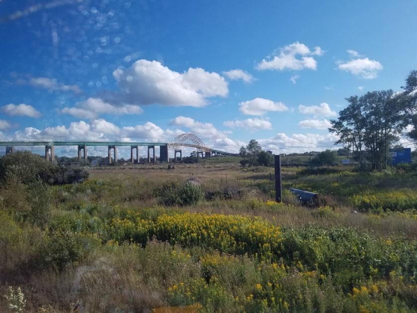 Sault Ste Marie bridge