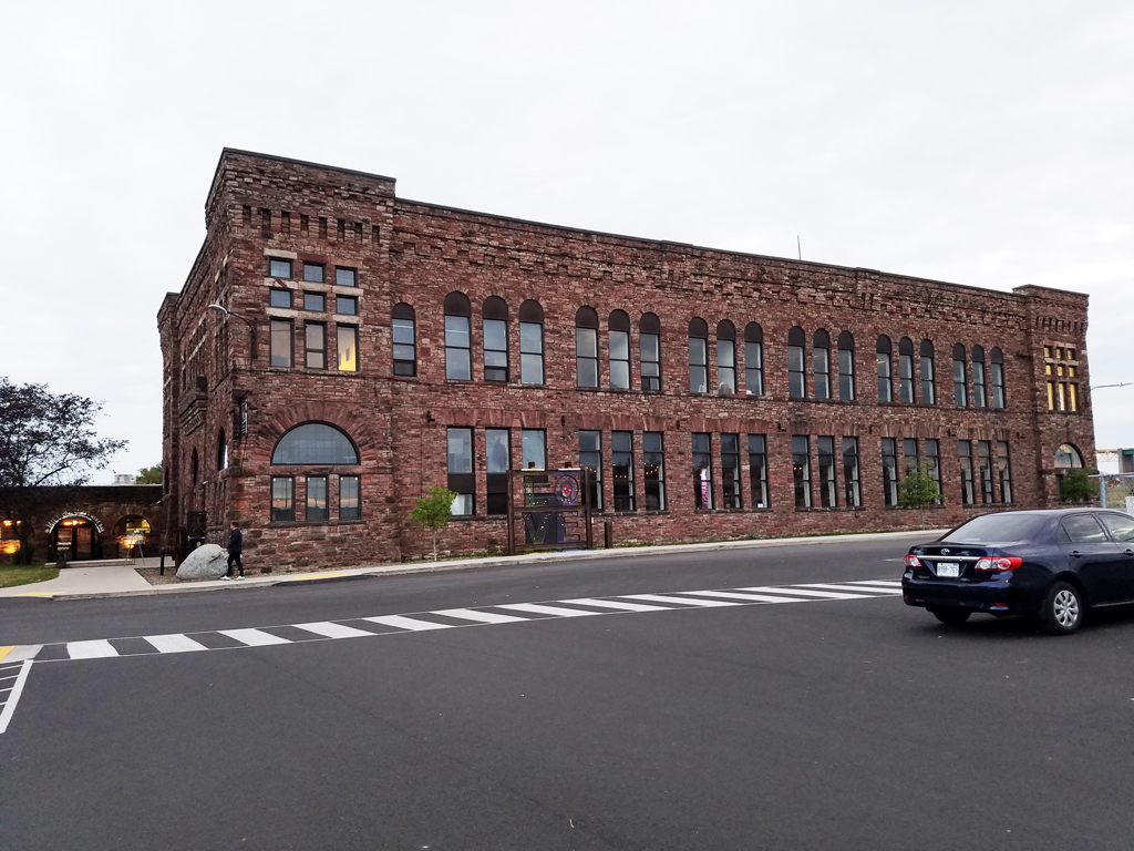 Sault Ste Marie converted mill